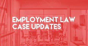 toronto employment attorney